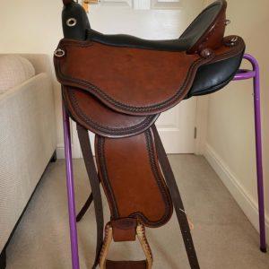 Adjustable Western Saddle