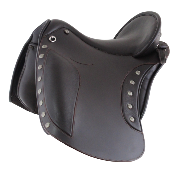 soft horse saddle