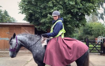 Bareback Riders: a Pad, a Saddle & a Skirt